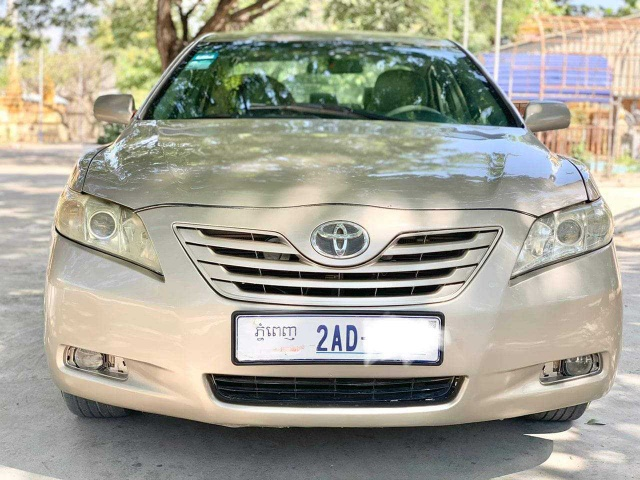 Toyota Camry LE 2007