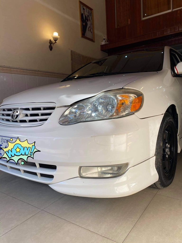 corolla s 2003 for sale