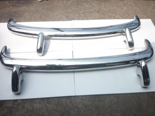 VW Type 3 stainless steel bumper 1963-1969