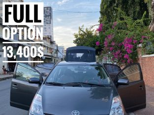 Prius 2007 Grey Full Option 13400$ ចចារ១