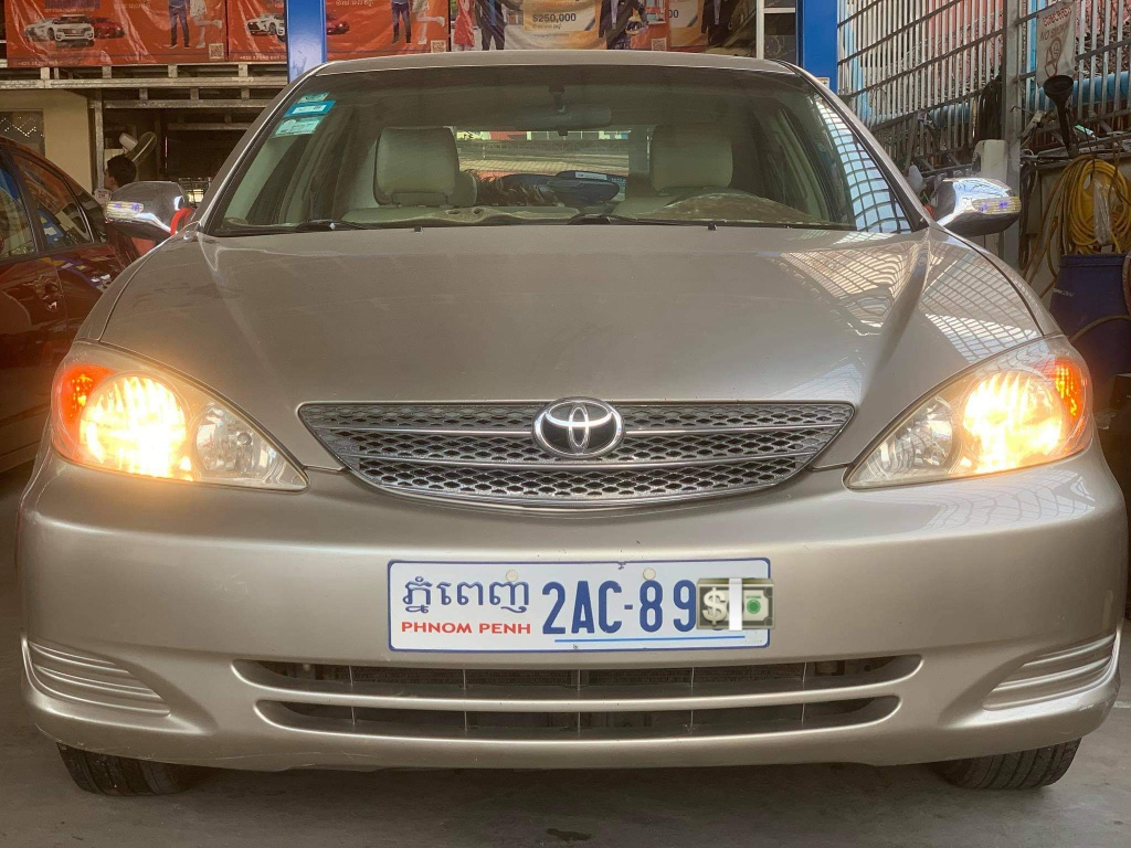 camry 2002 LE