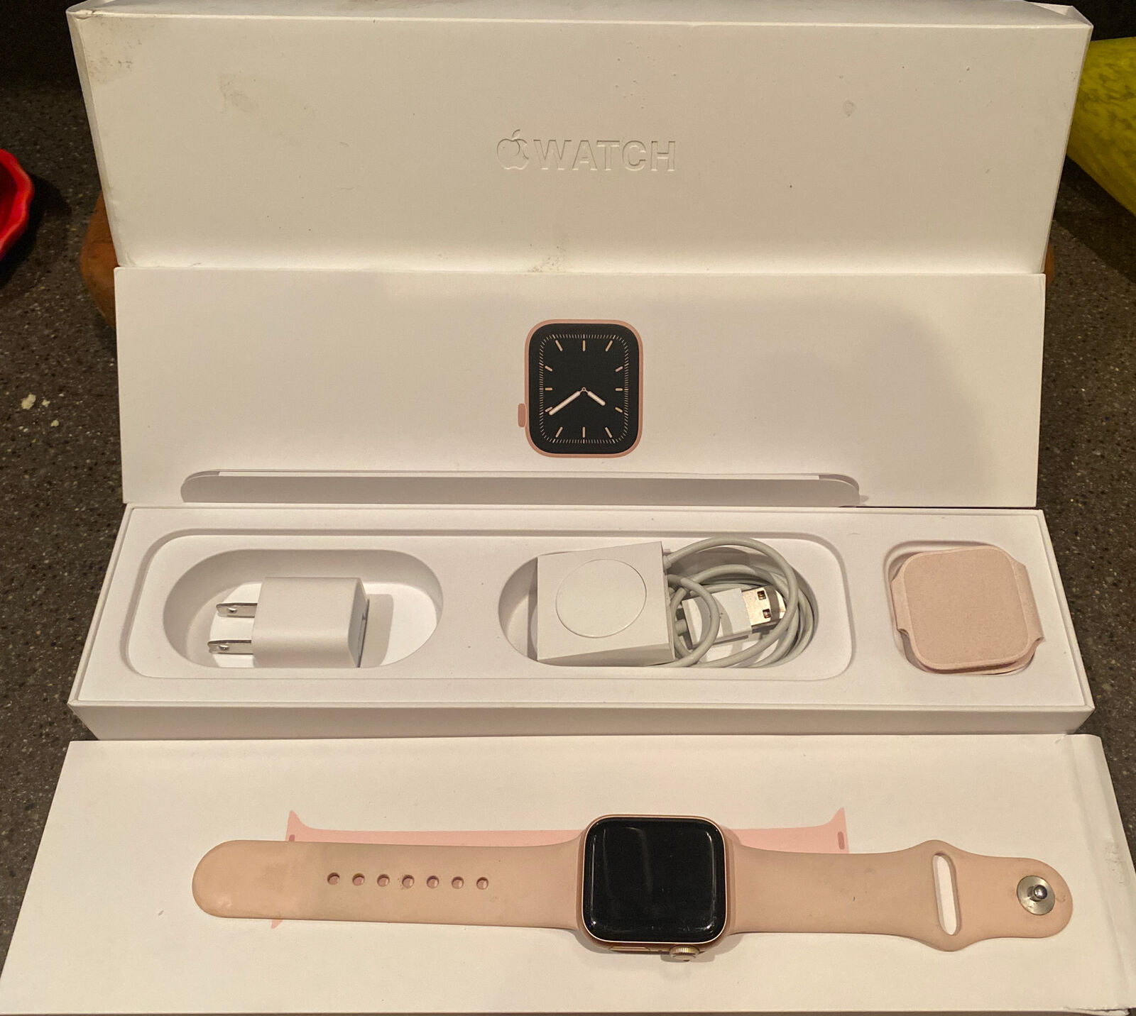 Apple Watch Series 5 Gps And Cell Phone Smart Watc