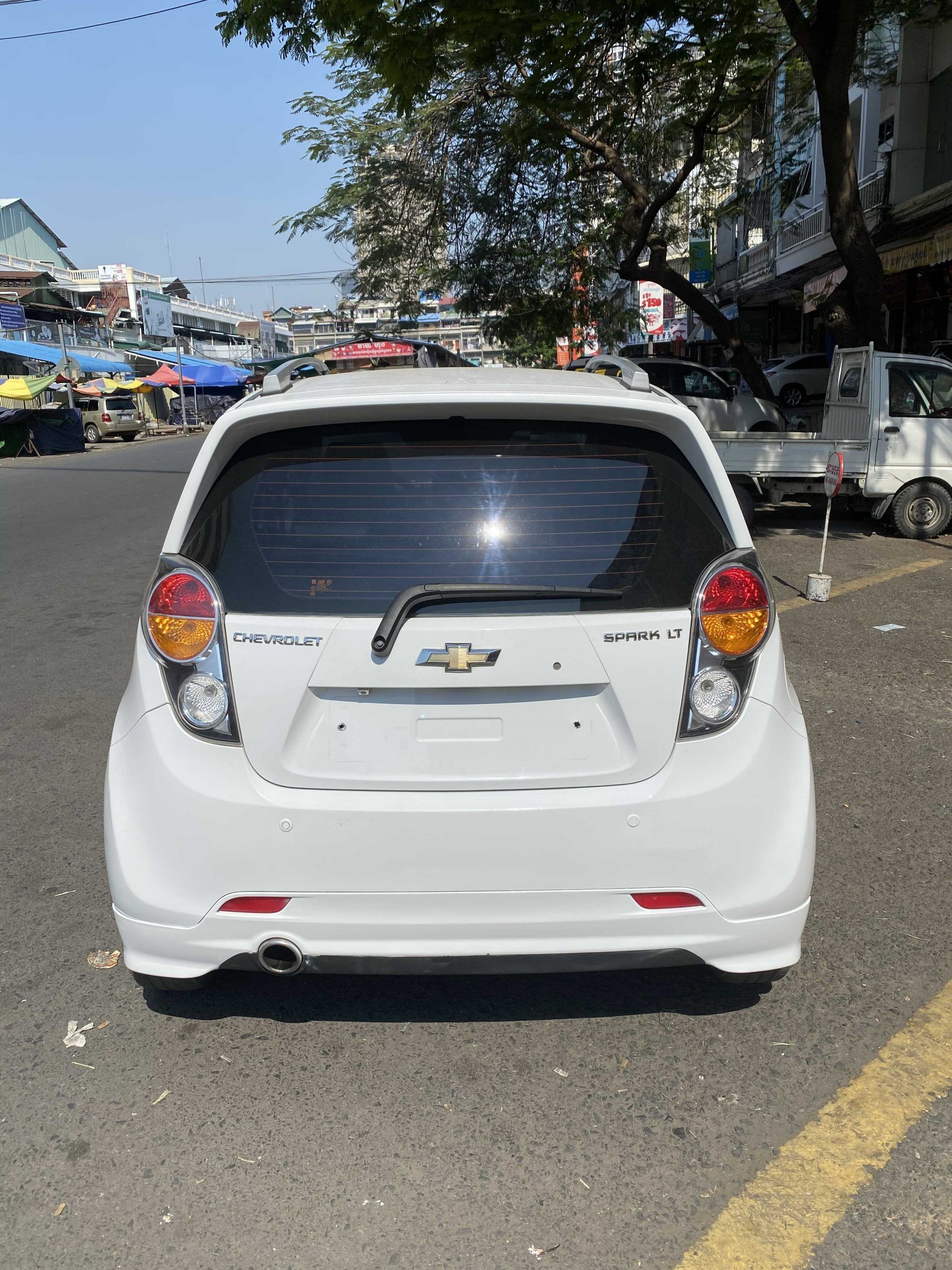 Chevrolet Spark 2011 Full Option