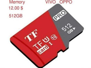 Memory SD Card 512GB