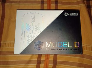 Glorious Model D Gaming Mouse, Matte White