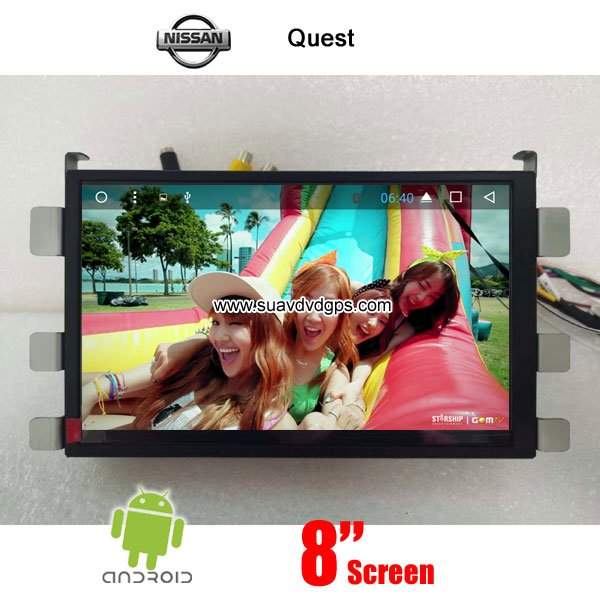 Nissan Quest smart car stereo Manufacturers