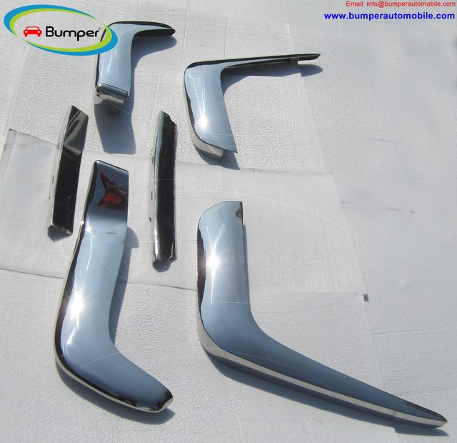 Car Part Classic of Volvo P1800 Cow Horn 1961-1963