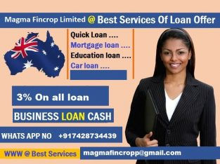 Affordable loan offer 3%