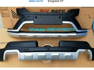 Geely Emgrand X7 Car bumpers
