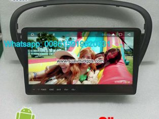 Peugeot 607 smart car stereo Manufacturers
