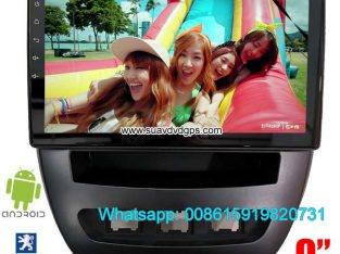 Peugeot 107 smart car stereo Manufacturers
