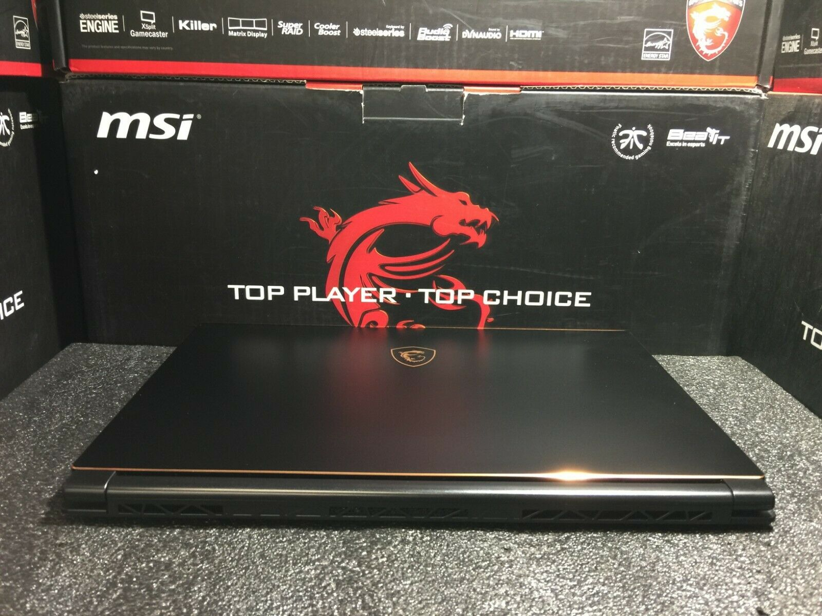 """MSI GS63 STEALTH 060 15.6"""" i7 Laptop"""