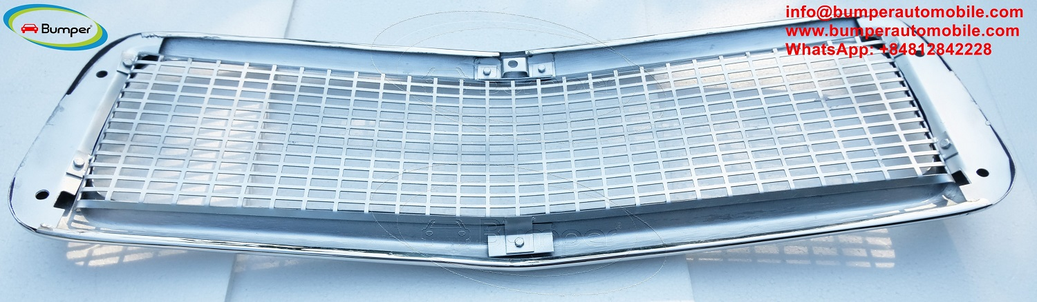Volvo PV 544 Front Grill