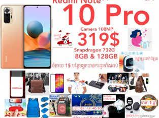 Heng Ly Phone Shop Redmi Note 10 Pro